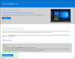 How To Upgrade Windows 8 To Windows 10 How To Upgrade To Windows 10 From Windows 7 Or 8 Laptop Mag