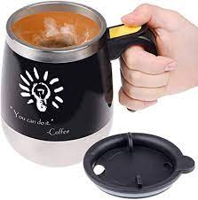 Make the most of your amazon business account with exclusive tools and savings. Amazon Com Self Stirring Coffee Mug Automatic Mixing Stainless Steel Cup To Stir Your Coffee Tea Hot Chocolate Milk Protein Shake Bouillon Etc Ideal For Office School Gym Home