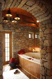 rustic stone bathroom designs. rustic stone bathroom designs