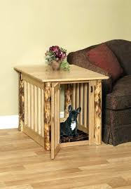 wooden dog crate furniture. Decorative Dog Crates Furniture Crate White Decorating Cookies For Christmas Wooden