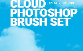 Cloud Photoshop Brushes Cloud Free Photoshop Brush Set Creative Nerds