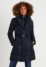margherita winter coat marine navy new guess