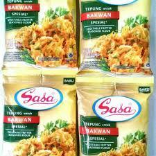 Tepung bumbu sasa 250gr bakwan spesial: Tepung Bakwan Sasa 100g Pergantung Isi 10pcs Shopee Indonesia