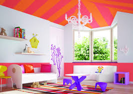 Top Bright Colored Bedrooms Decorating Idea Inexpensive Excellent ...