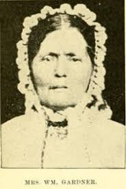 "Mary Ann ""Polly"" Wilson Gardner (1824-1912) - Find A Grave Memorial"