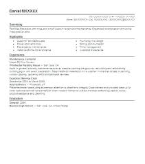 Janitorial Resume Objective Full Size Of Janitorial Resume Objective ...
