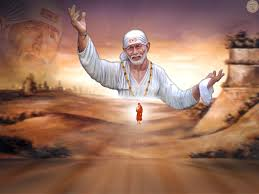 Image result for images of shirdi sai baba with shyama