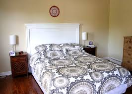 Queen Bed Cheap And Simple Diy Rustic Texas Furniture Brown Plans Bedroom  Remodel Ideas Wooden Headboard ...