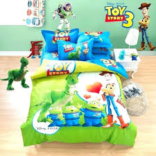 toy story twin bedding set toy story bedroom sets toy story green and blue kids bedding