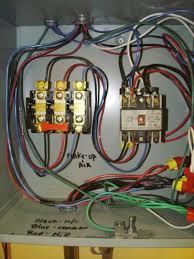 ansul system interlock electrician talk professional ansul system interlock contactors ansul system jpg