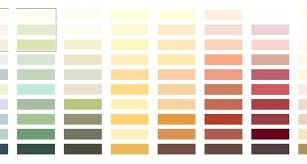 Paint Colour Chart Crown Heritage Paint Colors Cooksscountry Com