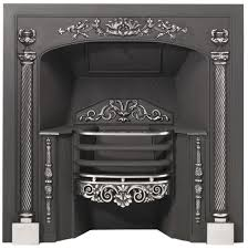 the regency hob grate insert design in the stovax classic fireplaces range was originally produced circa
