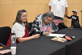The Swearing in of the new Council was... - Saik'uz First Nation | Facebook