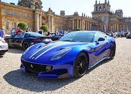Ferrari F12 Tdf Review Specs Stats Comparison Rivals Data Details Photos And Information On Supercarworld Com