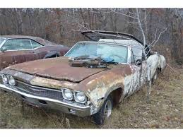 1968 Chevrolet Chevelle for Sale on ClassicCars.com for Between ...