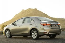 2014 Toyota Corolla Review And Video - Cars.co.za
