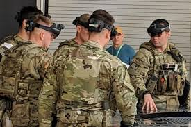 us army heres the us army version of hololens that microsoft