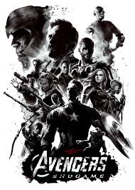 Amazing Avengers Endgame Phone Wallpaper By Ekachai