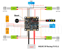 hglrc sp racing f v flight controller in helipal the other side wiring diagram click to enlarge