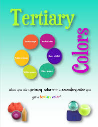Tertiary Color Secondary And Wheels On Pinterest Colors Made By
