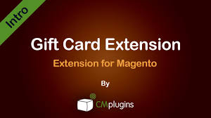 gift card extension for magento 1 by creativeminds