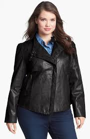 cropped moto jackets for plus size women 2019
