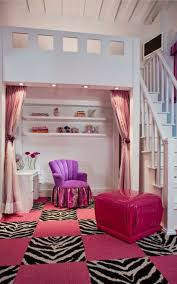 Purple Bedrooms For Girls Girl Room Ideas Chandelier Purple Wall Recesed Ceiling Lights Bedroom