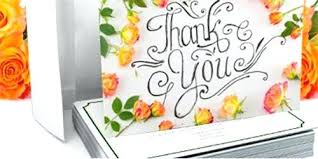 free thank you cards online customized thank you cards online thank you card template vector