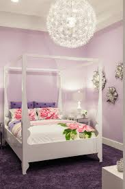 white four poster bed kids contemporary with artwork floral bedding four image by marilee bentz designs inc amazing white kids poster bedroom furniture