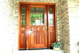 ideas front door sidelight replacement glass with front door sidelight