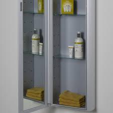 bathroom accessories bathroom cabinet aluminium roper rhodes reference tall mirror glass door cabi