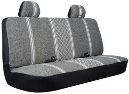 gray diamond back truck bench seat cover