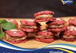 Red Velvet Cookies Bogasari
