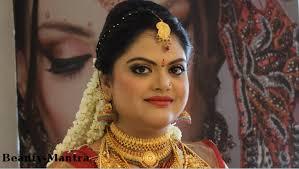 kerala hindu bridal makeup asian bridal makeup blemishes beautiful bridal makeup stani