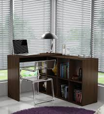 work table office. Mura Study Cum Work Desk With Book Shelf In Tobacco Finish By Mintwud Table Office