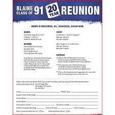 free reunion invitation templates announce your high school reunion with these free flyer templates