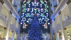Macys Light Show Philly John Wanamaker Macys Philadelphia Holiday Light Show