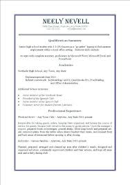Creating A Resume For First Job Best of How To Make A Job Resume Samples Together With Job Resume Samples