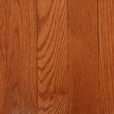 bruce american originals brown earth oak 3 4 in t x 2 1 4 in w x varying length solid hardwood flooring 20 sq ft case shd2217 the home depot