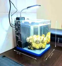 office aquarium. Fish Tank For Office Desk Aquarium Gallery Of Aquatic Designs Medium Modern Tanks Side Logo Blue 0