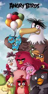 The Best Birds by AngryBirdsArtist on @DeviantArt | Angry birds characters,  Angry bird pictures, Angry birds drawing