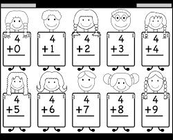 Math Kindergarten Worksheets Numbers Counting Backwards Missing 1 ...