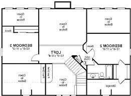 Tips To Plan Simple House Design With Floor Plan Under 1500 Square Simple Square House Plans
