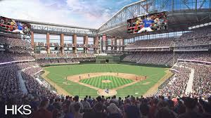Ballpark At Arlington Seating Chart Globe Life Field Pictures Information And More Of The