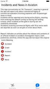 Aviation News Headlines Occurrence Reports Accident Incident