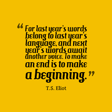 Best End Of Year Quotes