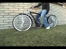 lowrider bike bicycle air hydraulic suspension 26 beach cruiser