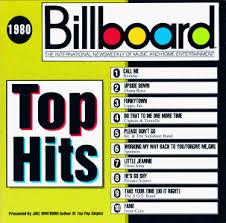 Pop Charts 1980 Billboard Top Hits 1980
