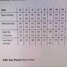 Last Pair Nwt Zac Zac Posen Straight Leg Pants Nwt