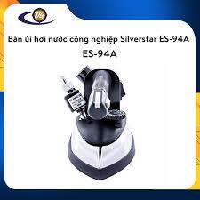 Bàn ủi hơi công nghiệp Silverstar ES-94A (Đen) - Hàng nhập khẩu